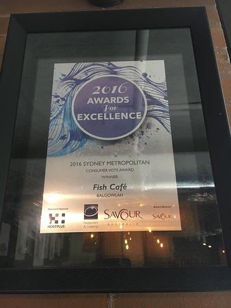 Balgowlah, Australien: winner consumer award