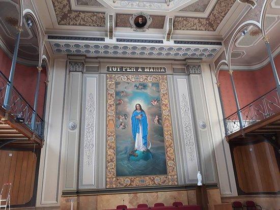 La Academia Mariana: Paraninfo de la Real y Pontificia Academia Mariana de Lleida