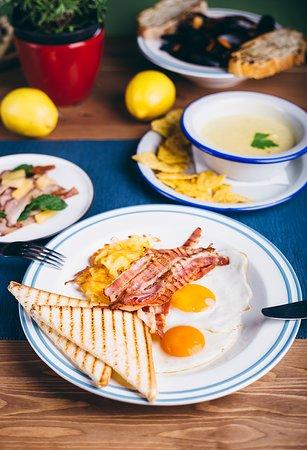 Pyany Krab I Schastlivaya Kuritsa: Вкусный и сбалансированный завтрак - залог отличного настроения