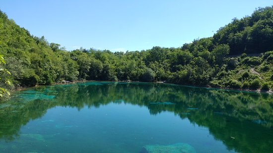 Forgaria nel Friuli, Italy: Riserva Naturale Regionale Lago di Cornino...