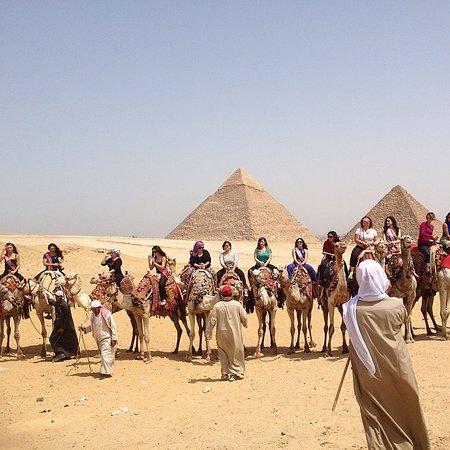 Cairo Governorate, Egypt: Giza Pyramids, Camel ride photos