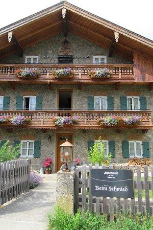 Nußdorf am Inn, Deutschland: Steinhaus