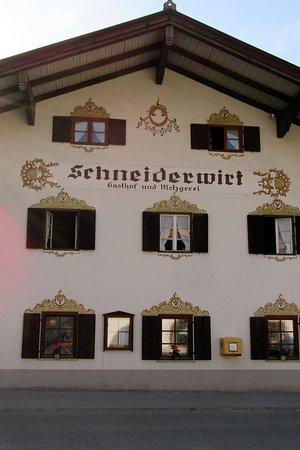 Nußdorf am Inn, Deutschland: Haupthaus