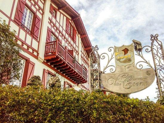 Villa Catarie: HOTEL