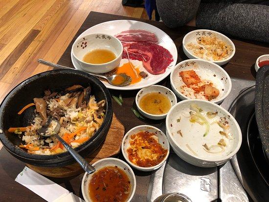 Melbourne Dae Jang Geum Korean BBQ لوحة