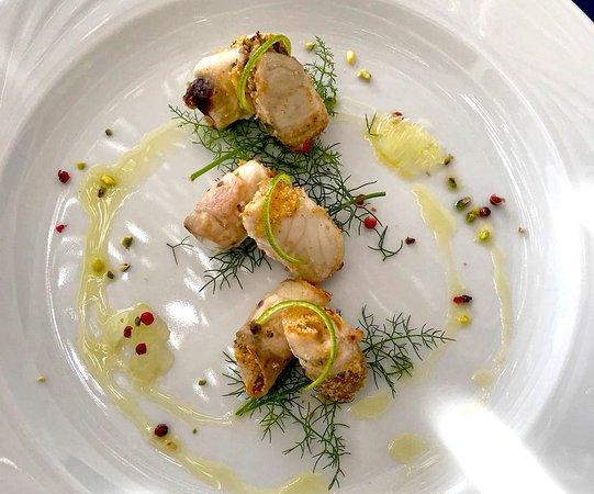 Ginostra, إيطاليا: Involtini di pesce spada al profumo di finocchietto selvatico