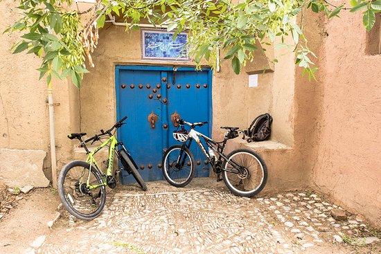 Golpayegan, Iran: Bike tour