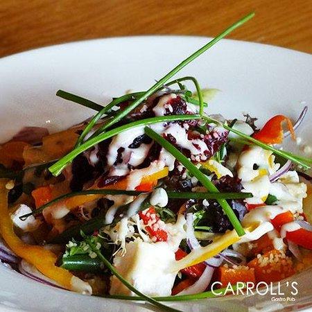 Carrolls Gastro Pub Lucan: Fresh Salads