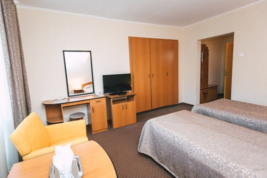 Hotel Termal: Twin room