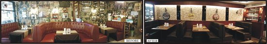 Patricks Belgian Restaurant: From old to new