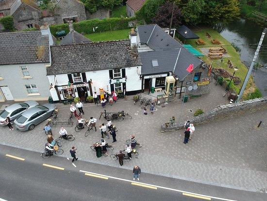 Bobs Bar Durrow: Aerial View