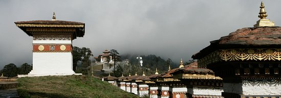 French Pass, Neuseeland: Perhaps one of the best vantage points from which to view the Himalayas in Bhutan. The point als