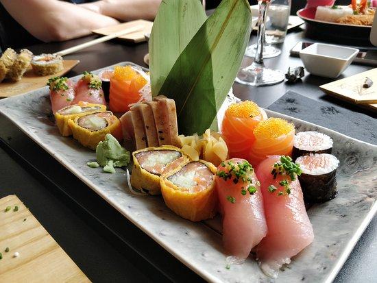 Subenshi Sushi: Diversos