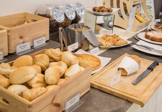 Best Western Hotel Turismo: buffet