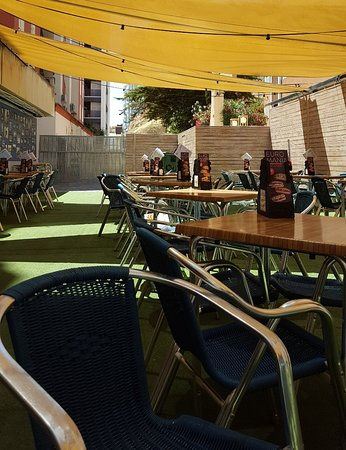 La Sureña: Great Tapa bar.
