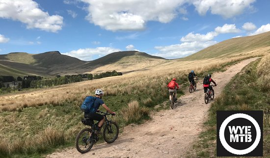 Monmouth, UK: Brecon Beacons Guided Ride