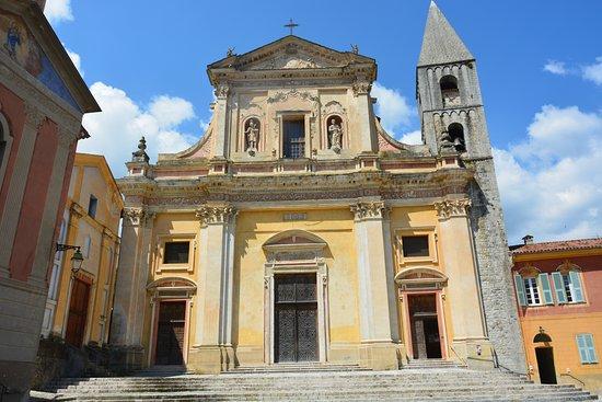 Sospel Cathedral