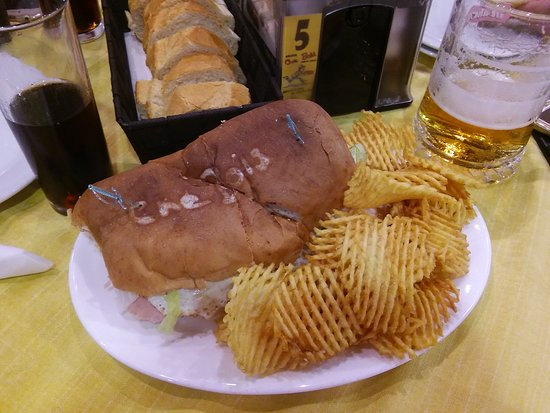Restaurante Che Bolu: Lomito ...