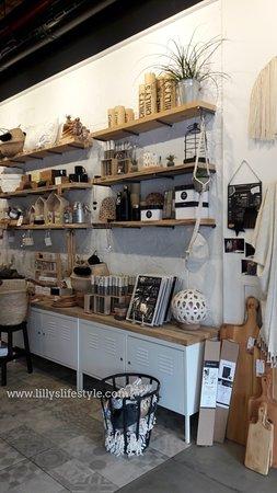 Eight The Health Lounge: negozio