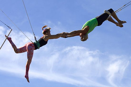 Flying trapeze toronto
