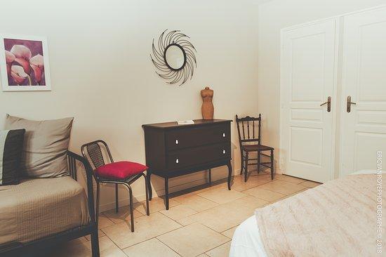 Domaine de la Pommeraye Spa et Chambres d'Hôtes: Lodge