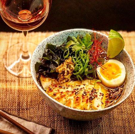 KOH-NDAL Thai Bistro: Thai Ramen (winter menu)