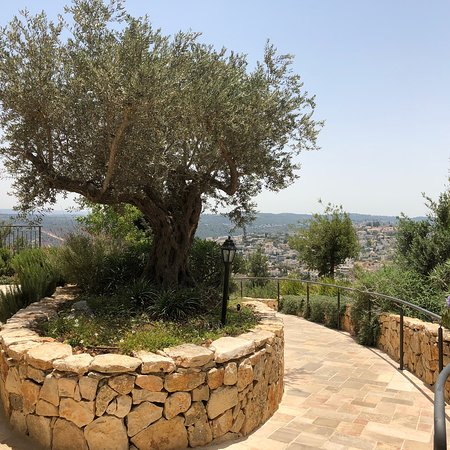 Great Boutique Hotel on way to Jerusalem