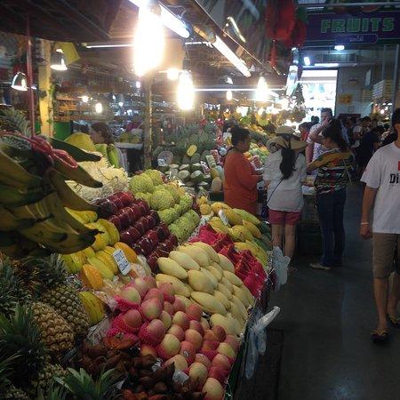 Phuket Driver Guide: Fresh market, seafood market