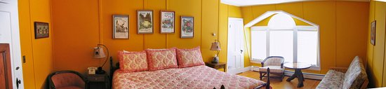 Trail's End Inn: Standard rooms have private baths