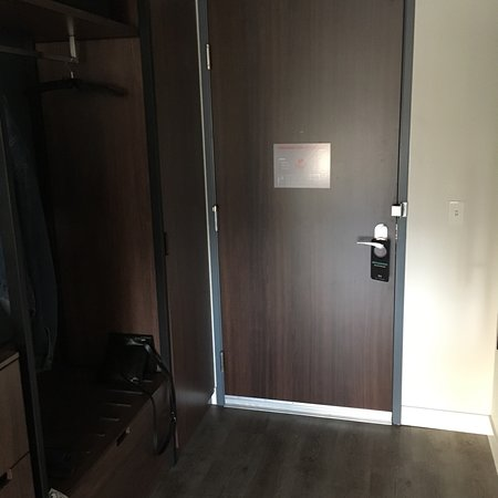 Hotel Interurban: New rooms, clean
