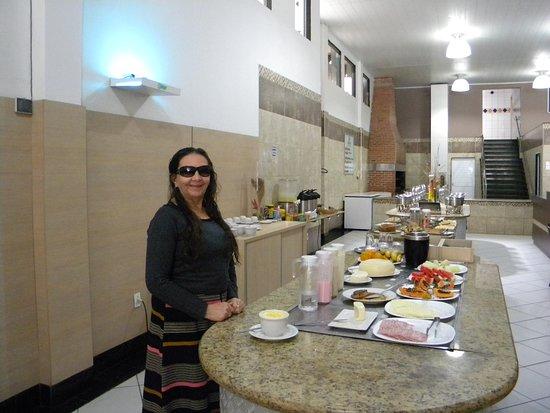 Hotel QualitySul: itens variados
