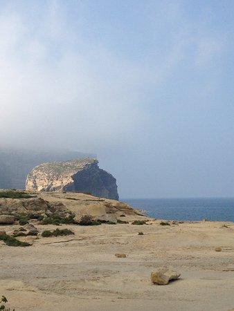 Dive on Malta: Towards the blue hole, Gozo