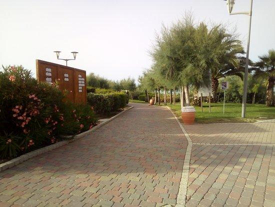 Serenusa Village: INTERNO VILLAGGIO