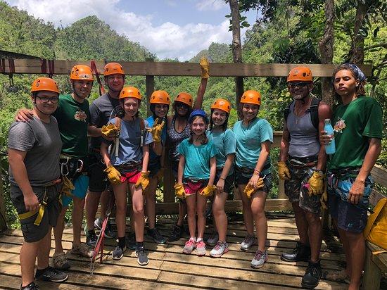 Batey Zipline Adventure Photo