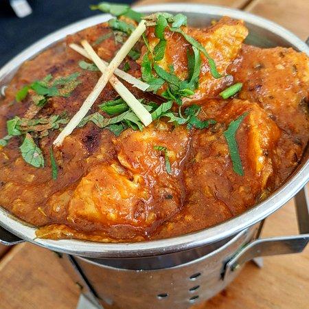 Chicken Karahi - Picture of Bombay Babu Torviscas, Costa