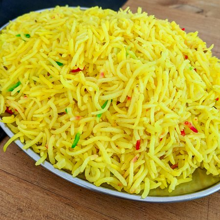 Bombay Babu Torviscas: Pilau Rice