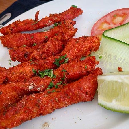 Bombay Babu Torviscas: Chicken Pakora