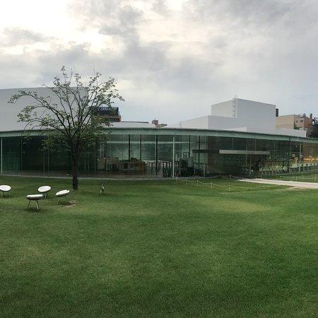 金泽21世纪美术馆照片