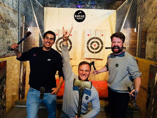 Black Axe Throwing Co.