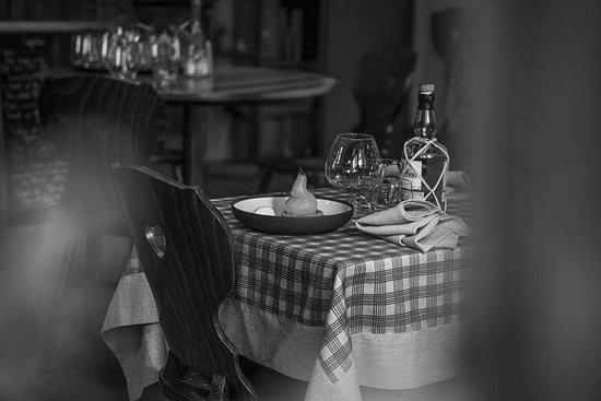 Boersch, Frankrike: Restaurant Le Schtampfel'