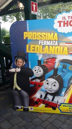 Minitalia Leolandia Park: in attesa del trenino