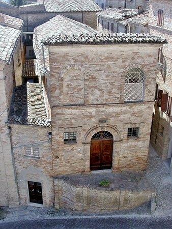 Montalto delle Marche, Italy: Complesso monastico