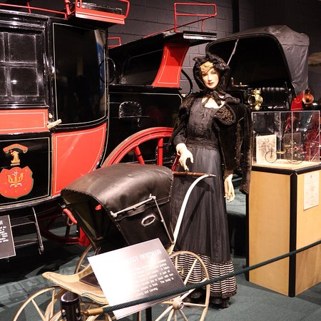 Foto The Car and Carriage Caravan Museum