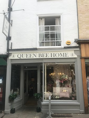 Queen Bee Home: shop Front
