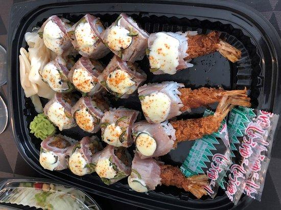 sushi take away risskov