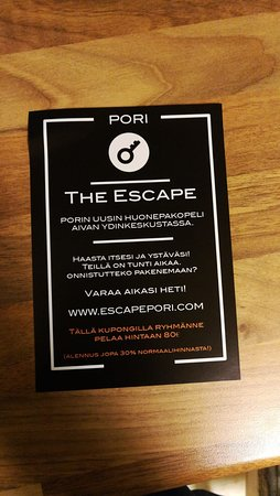 The Escape Pori