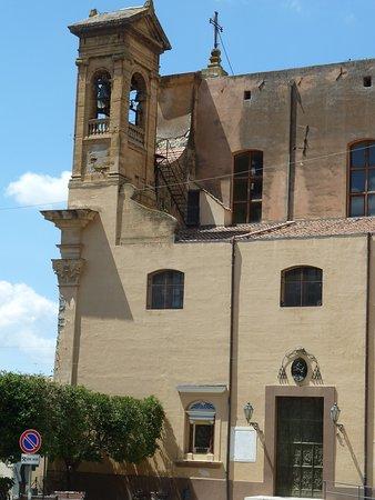 Corleone, Italy: Chiesa