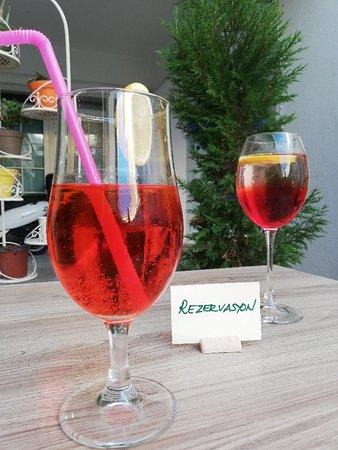 """Rosole'den her gün 17:00 - 19:30 arası serinleten """"aperitivo"""" saatleri..."""