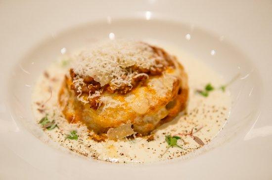 Favola at Le Méridien Chiang Mai: Lasagna Forno