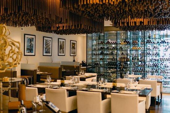 Favola at Le Méridien Chiang Mai: Restaurant's Atmosphere